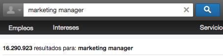 SEO en Linkedin - Marketing Manager 1
