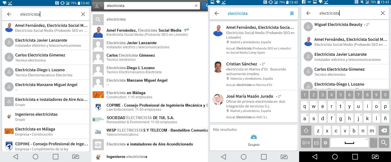 Posicionar en Linkedin - resultados-busqueda-linkedin-electricista-ssi-87