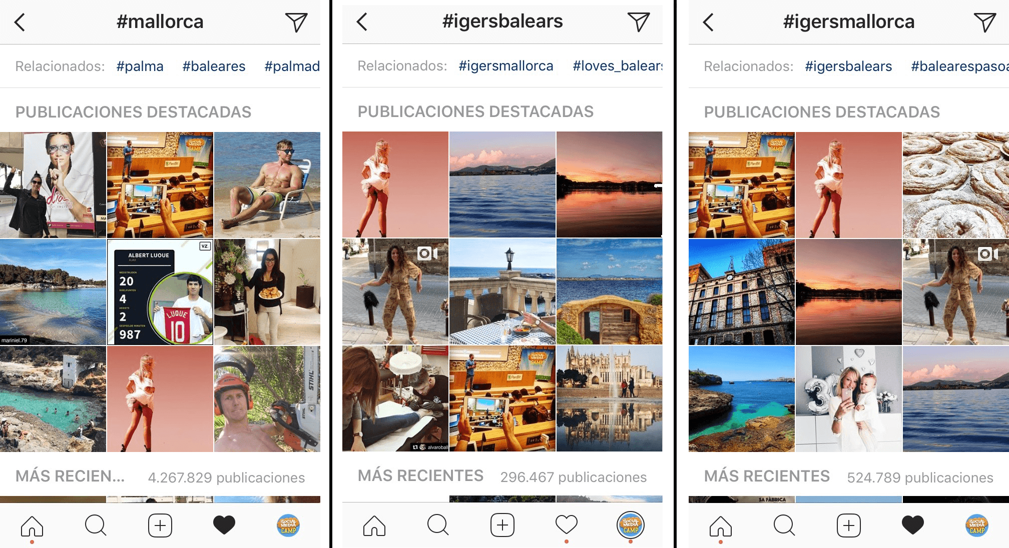 algoritmo instagram imagenes destacadas foto destacada en instagram