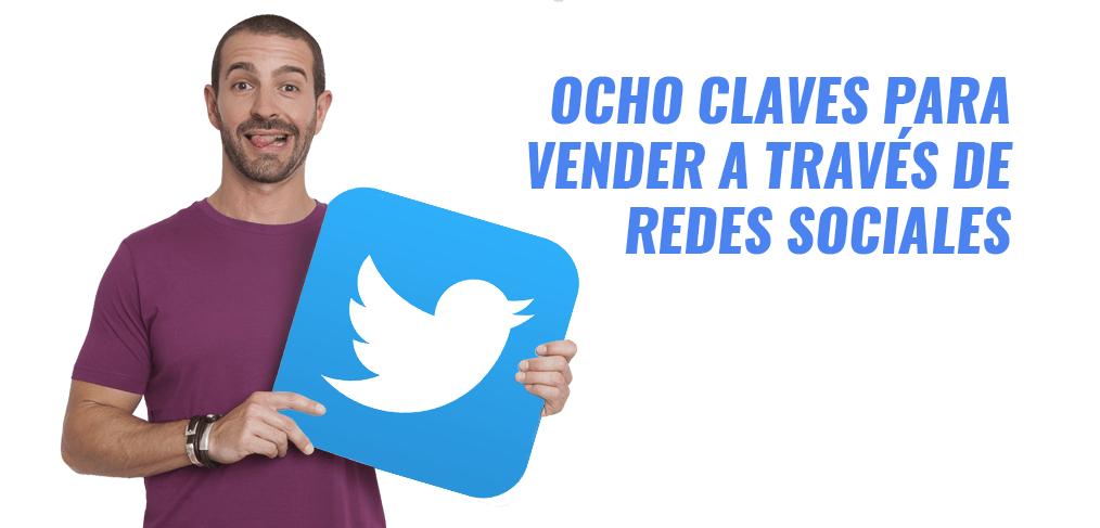 Claves vender redes sociales - Amel Fernandez