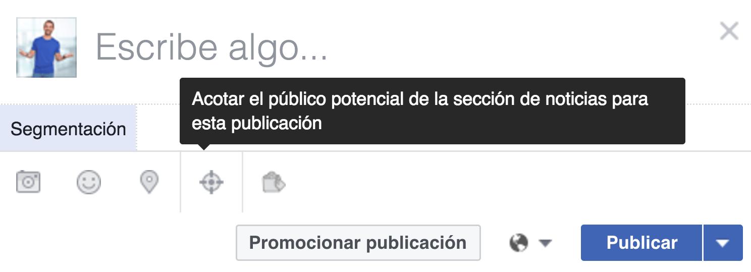 segmentar publicaciones facebook - socialmedier 4