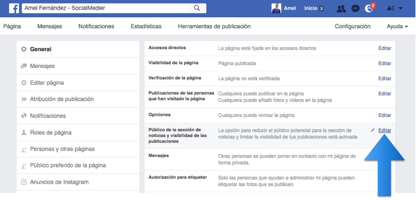 segmentar publicaciones facebook - socialmedier 2
