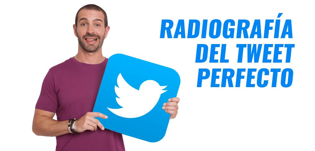 RADIOGRAFIA DEL TWEET PERFECTO AMEL FERNANDEZ