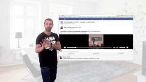 CAPTURAR VIDEO EN FACEBOOK - @SocialMedier