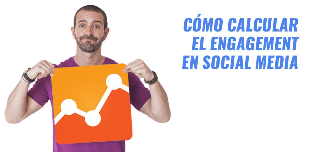 formula calcular engagement rate social media