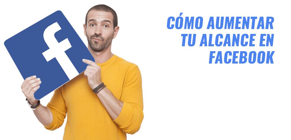 AUMENTAR ALCANCE FACEBOOK - AMEL FERNANDEZ