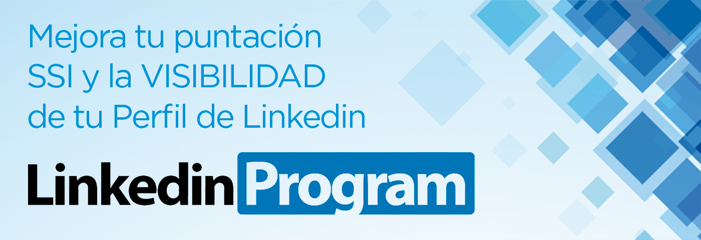 Curso Linkedin Program Banner post