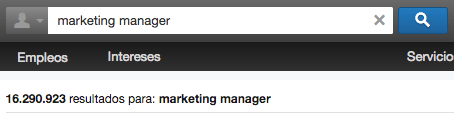 SEO en Linkedin - Marketing Manager 1