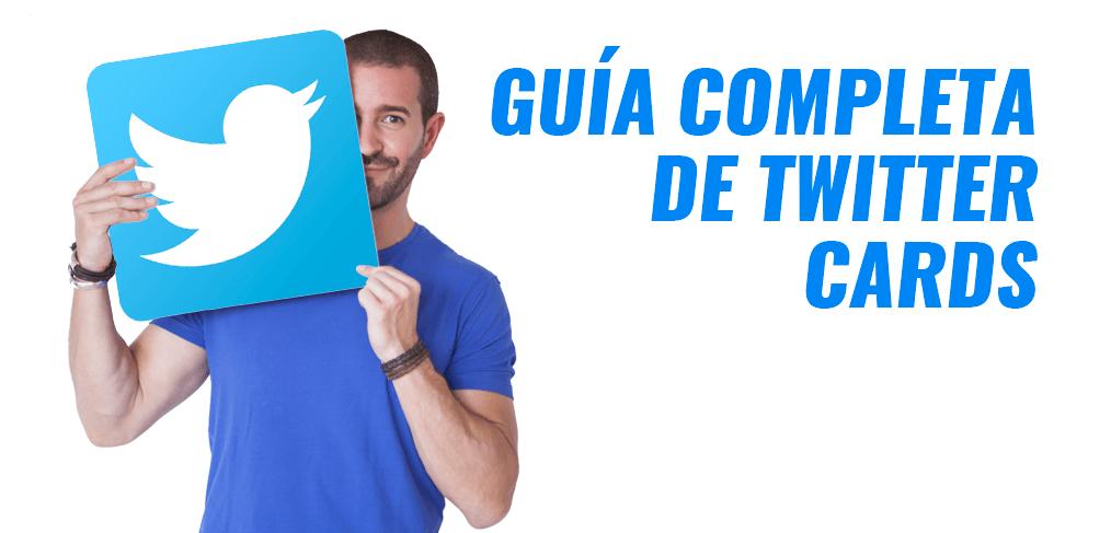 TWITTER CARDS GRATIS PROMOCIONADAS GUIA - TWITTER CARD - Amel Fernandez - Destacada