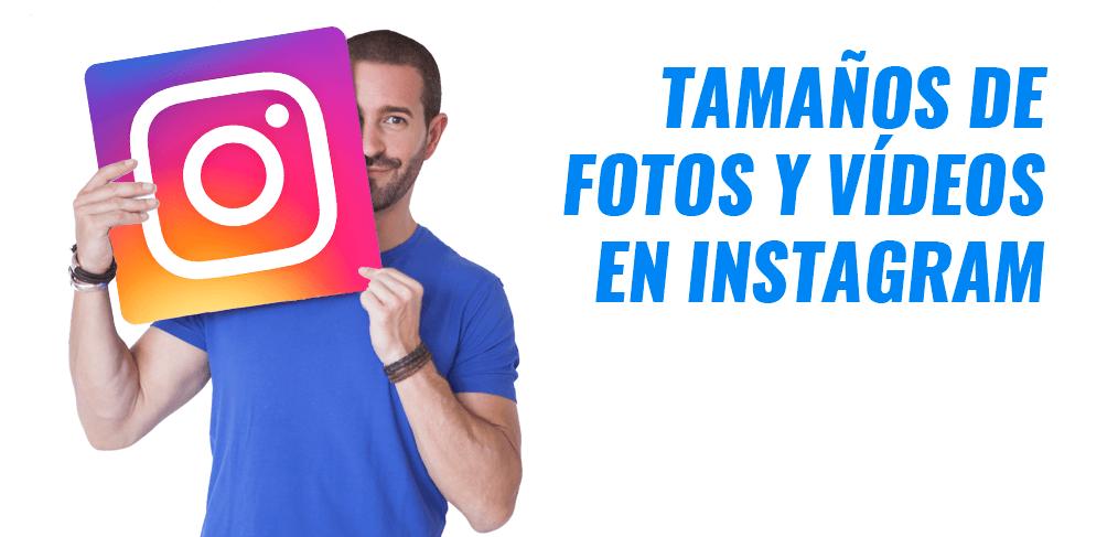 tamano fotos videos instagram stories historias destacada
